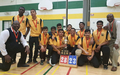 Congratulations Central Peel junior cricket team!
